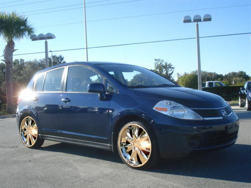 Risen 2007 Nissan Versasl Hatchback 4d Specs Photos Modification Info At Cardomain