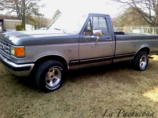 1987 Ford F150 >> Contreras 2008 1987 Ford F150 Regular Cab Specs Photos