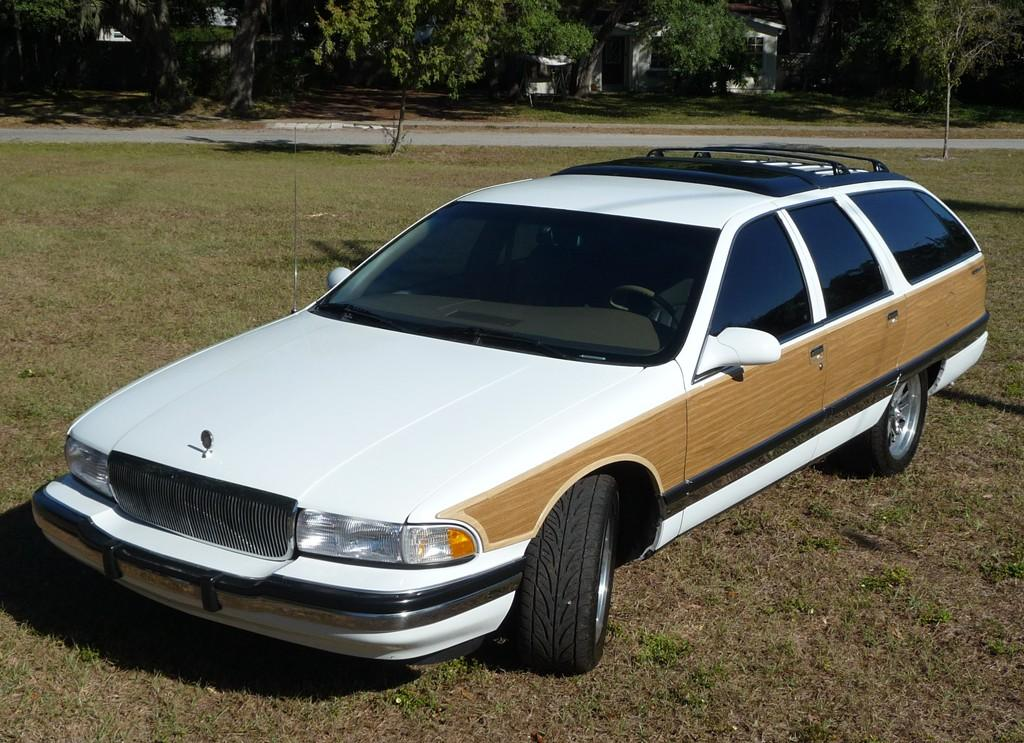 Another jeffracer 1996 Buick Roadmaster post... - 14925425
