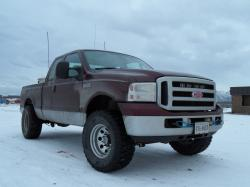 effinfail336 2005 Ford F250 Super Duty Crew Cab