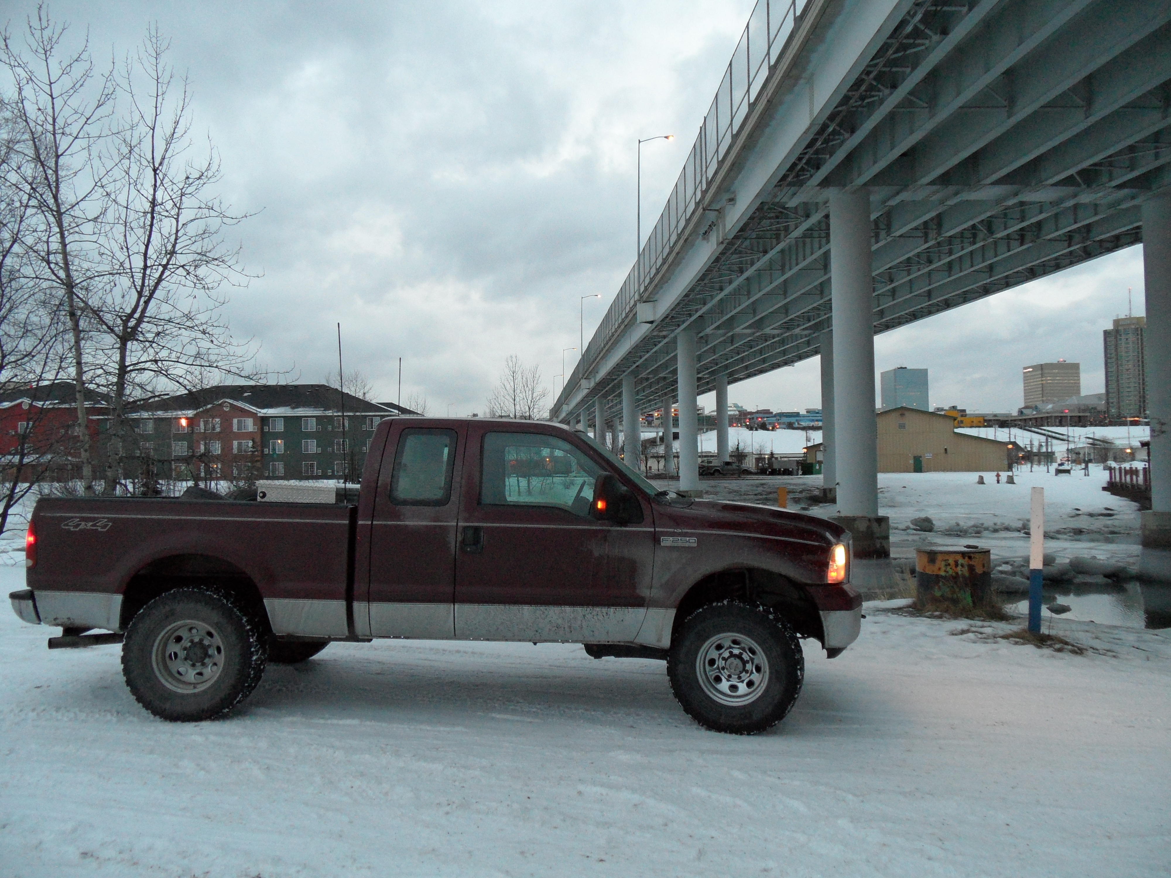 Another effinfail336 2005 Ford F250 Super Duty Crew Cab post... - 14925455