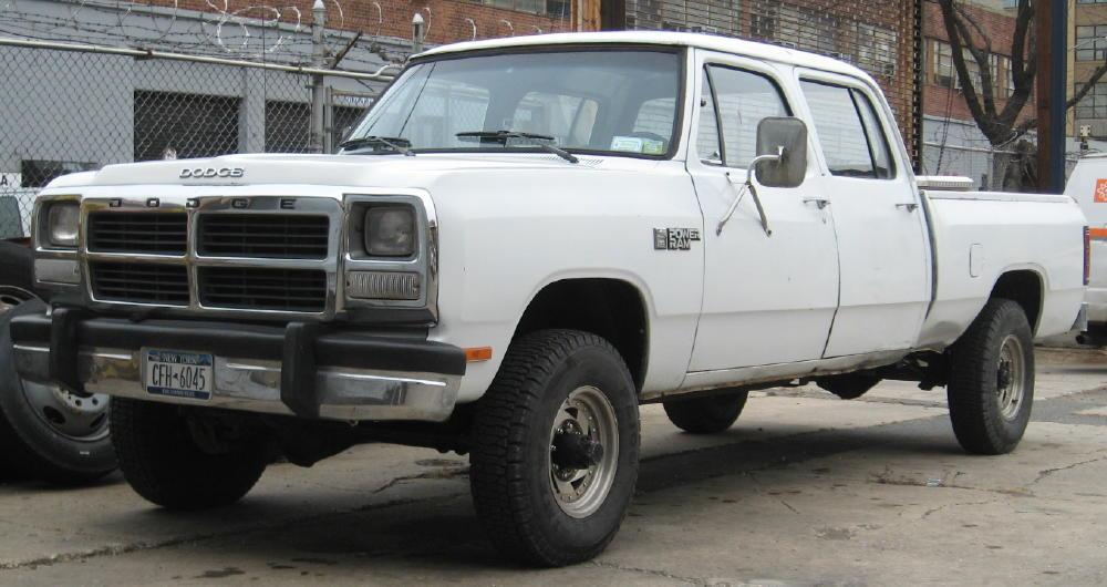 Another CudaJames69 1985 Dodge W-Series Pickup post... - 14925707