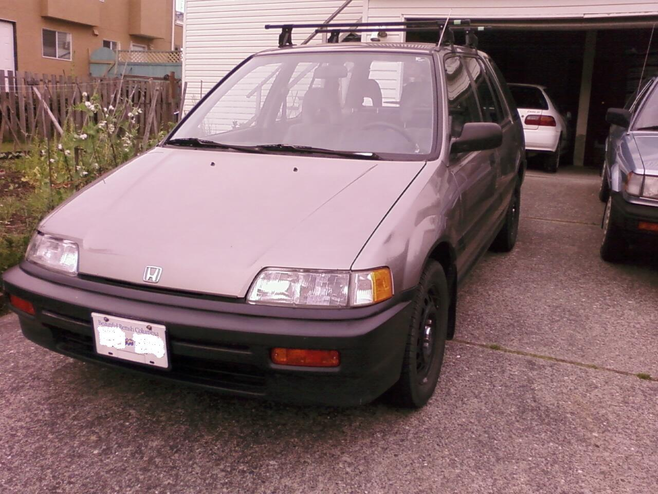 1point6eh3 39 s 1990 honda civic wagon 4d in city of parks bc. Black Bedroom Furniture Sets. Home Design Ideas