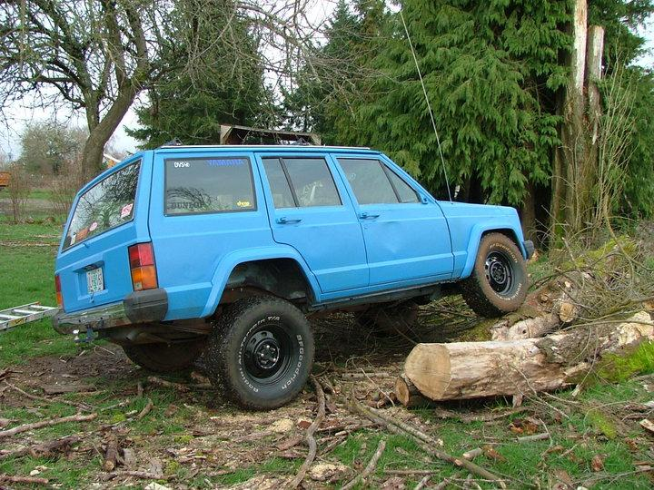Another 541DUSTY 1985 Jeep Cherokee post... - 14926052