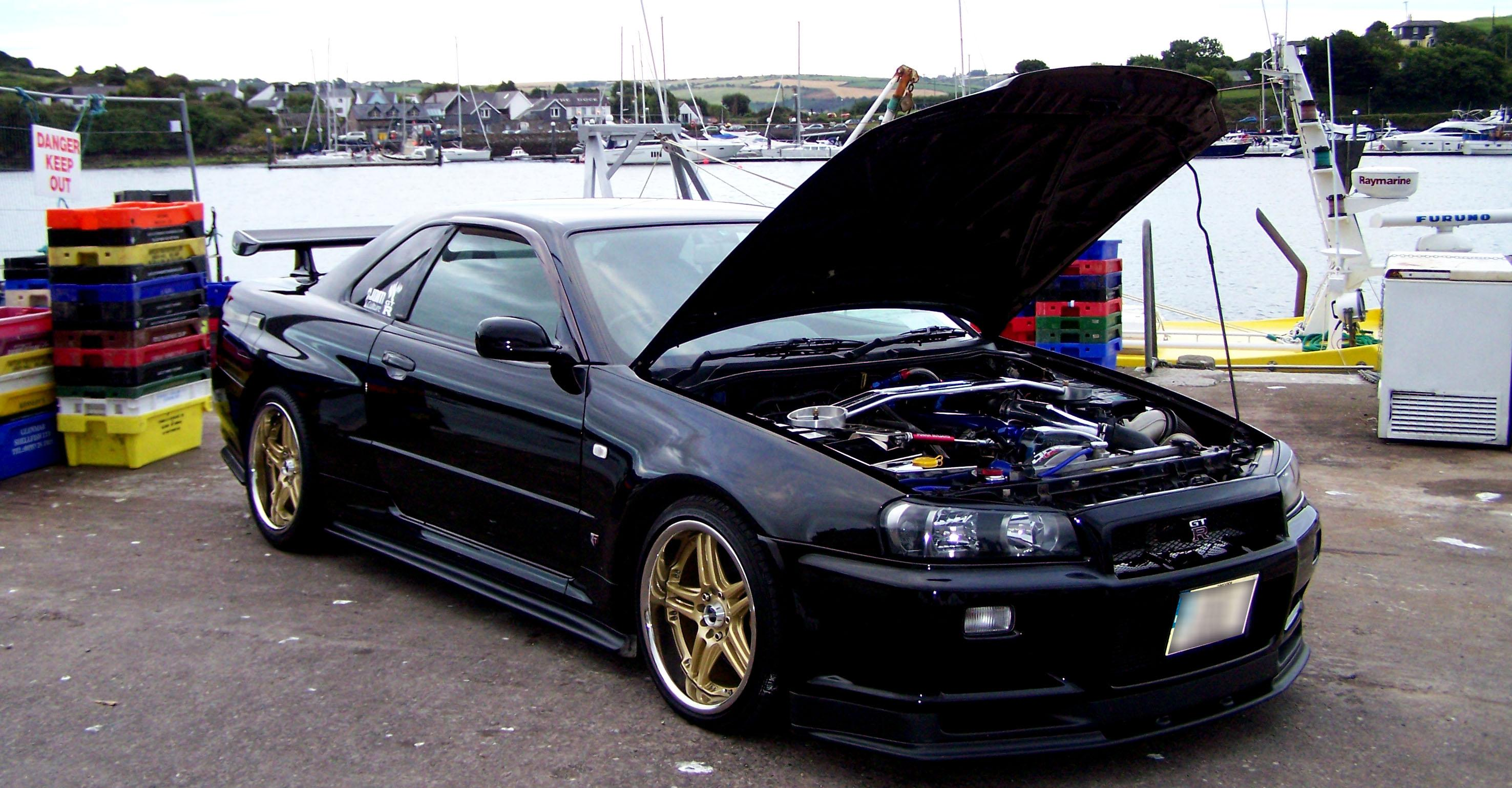 Nismo R34 1999 Nissan Skyline Specs s Modification Info at