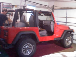 ajpeirce96s 1998 Jeep Wrangler
