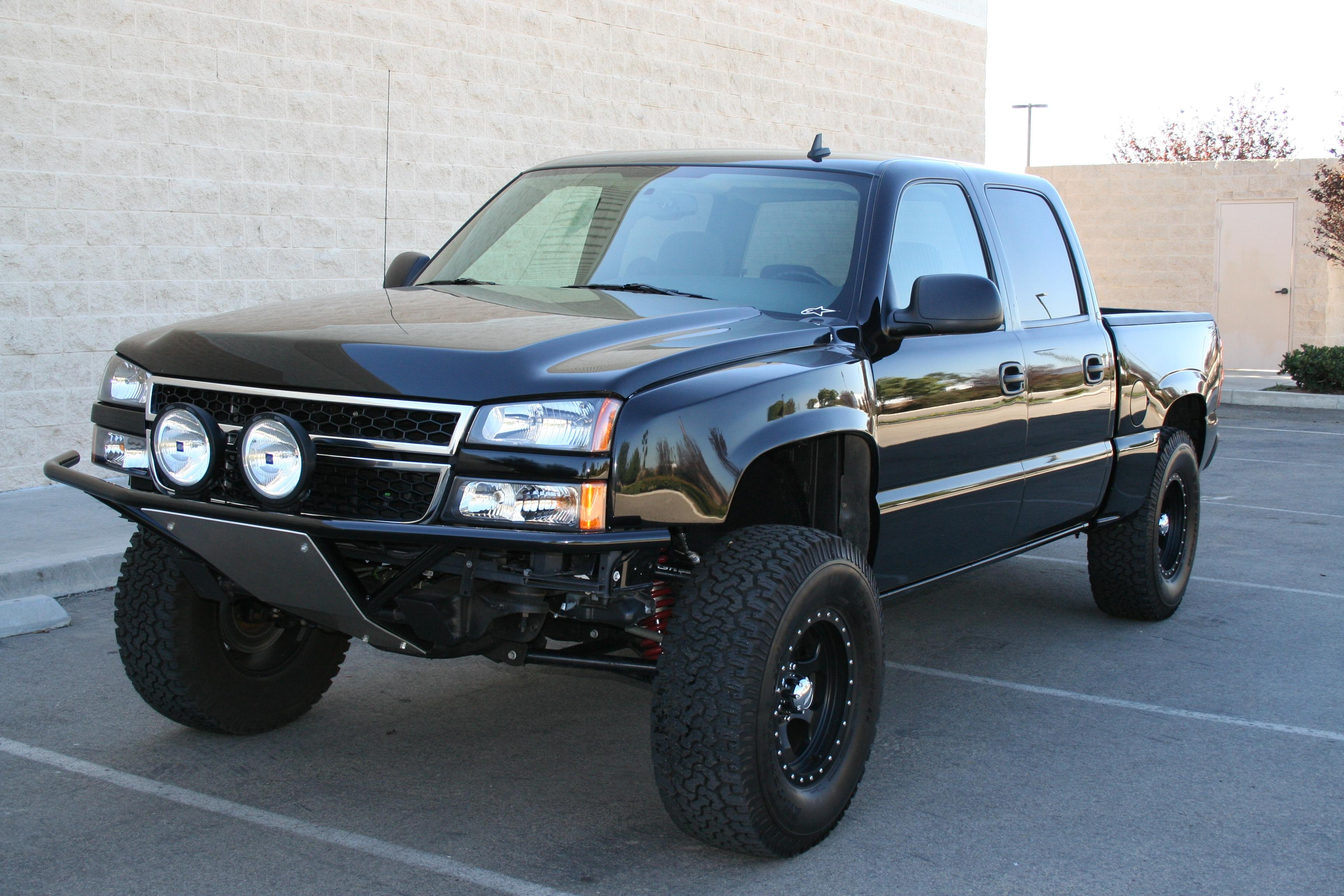 nvrest 2006 chevrolet silverado 1500 crew cablt pickup 4d 5 3 4 ft specs photos modification. Black Bedroom Furniture Sets. Home Design Ideas