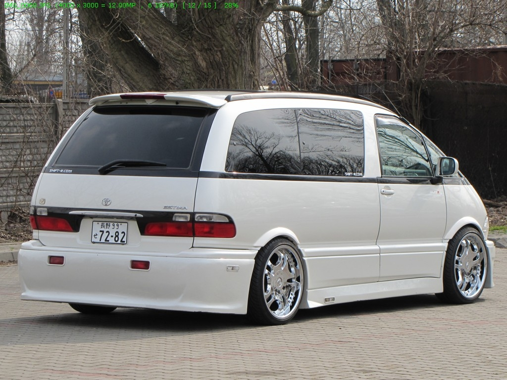 hoyna 1999 toyota previa specs photos modification info at cardomain. Black Bedroom Furniture Sets. Home Design Ideas