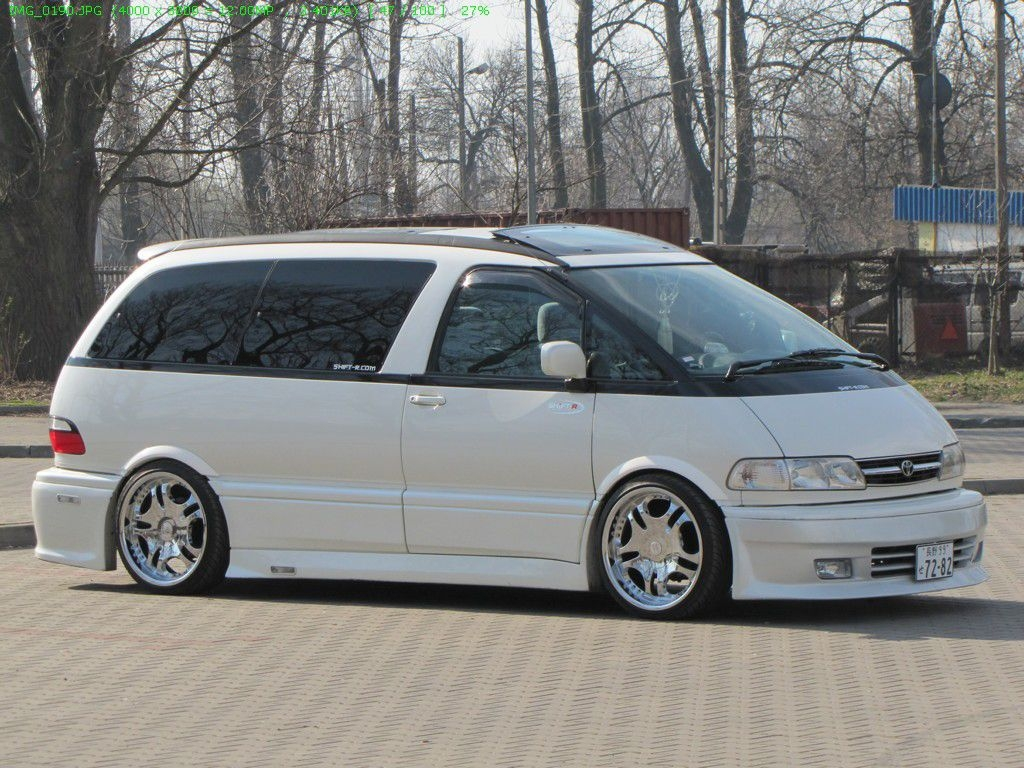 Another HOYNA 1999 Toyota Previa post... - 14927715