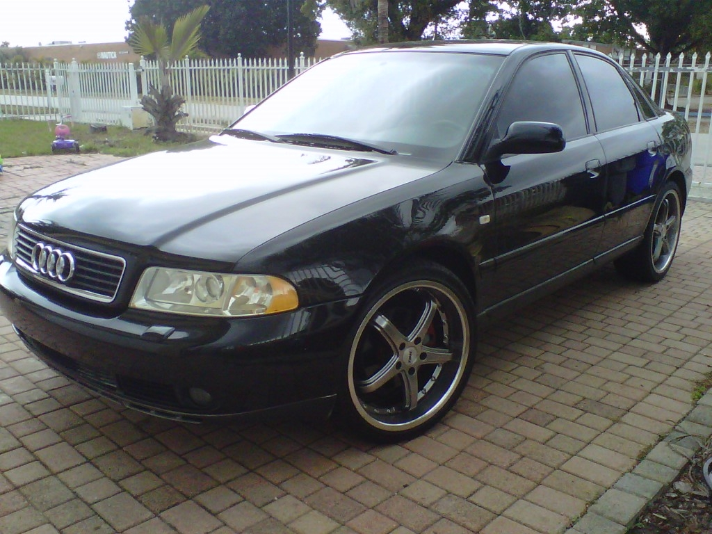 Another lilebk 2001 Audi A4 post... - 14928151