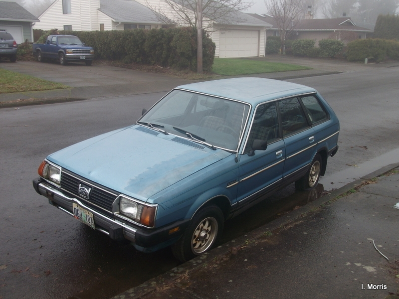 Another nw4runner 1981 Subaru GL post... - 14928175