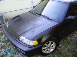 wickedhondas 1991 Honda Civic