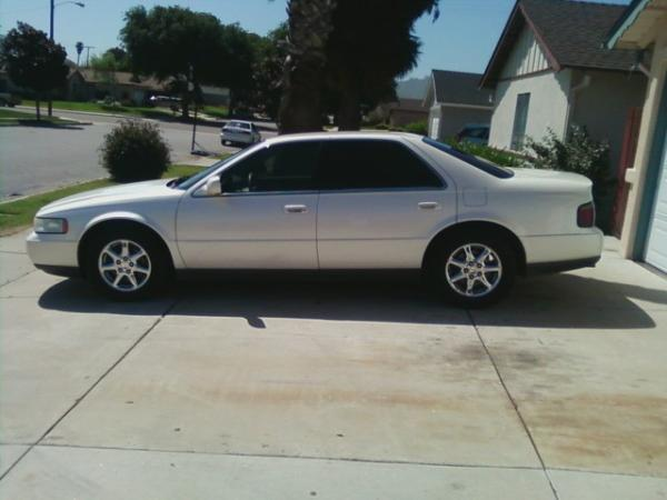 dfgty89 1998 Cadillac Seville