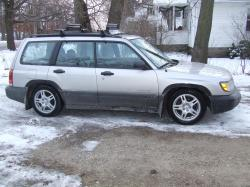 silverforester78 2000 Subaru Forester