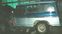 bork81 1962 Willys Wagon