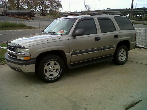 Another stratus4me 2002 Chevrolet Tahoe post... - 14928682