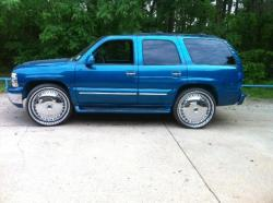 stratus4mes 2002 Chevrolet Tahoe