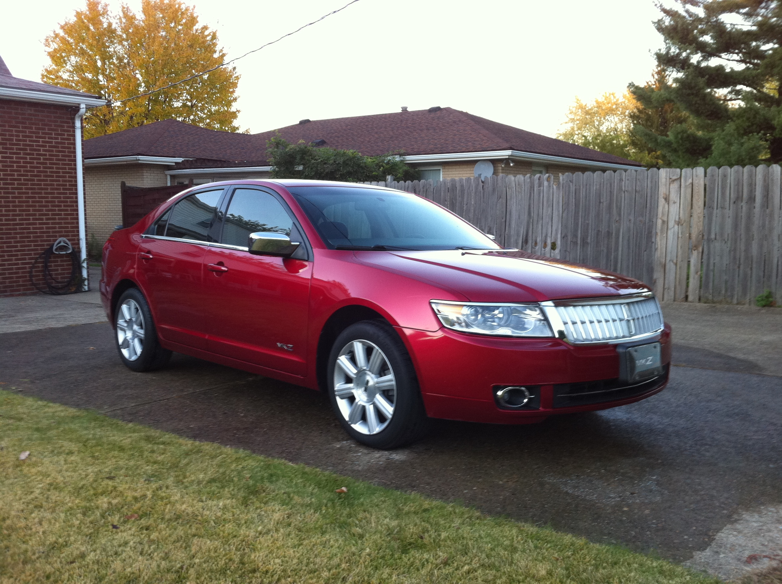 Another ALATAH 2007 Lincoln MKZ post... - 14930828