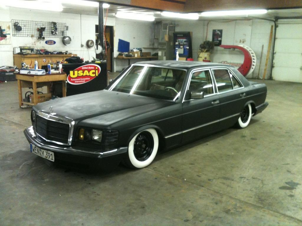 Grandvan 1981 Mercedes Benz 300sd Specs Photos