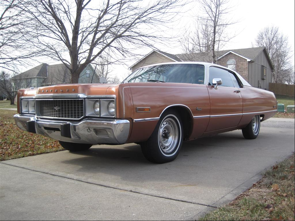1973 Chrysler Newport