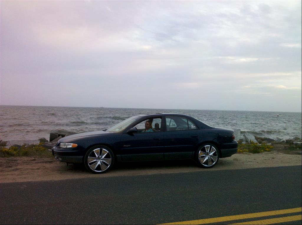 2000 Buick Regal Gs Supercharged. 2000 Buick Regal GS