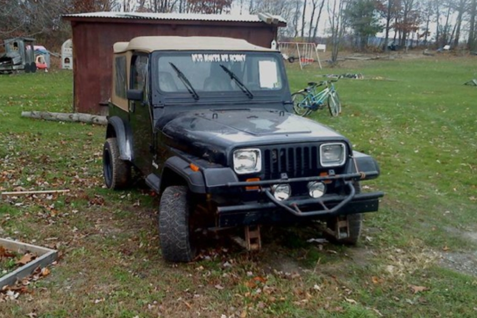 Another x1shaffer3x 1988 Jeep Wrangler post... - 14931882