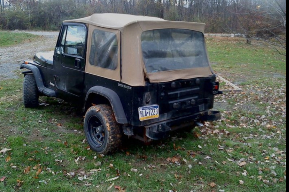 Another x1shaffer3x 1988 Jeep Wrangler post... - 14931883