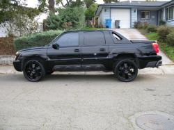 black_out_avvy 2003 Chevrolet Avalanche 1500