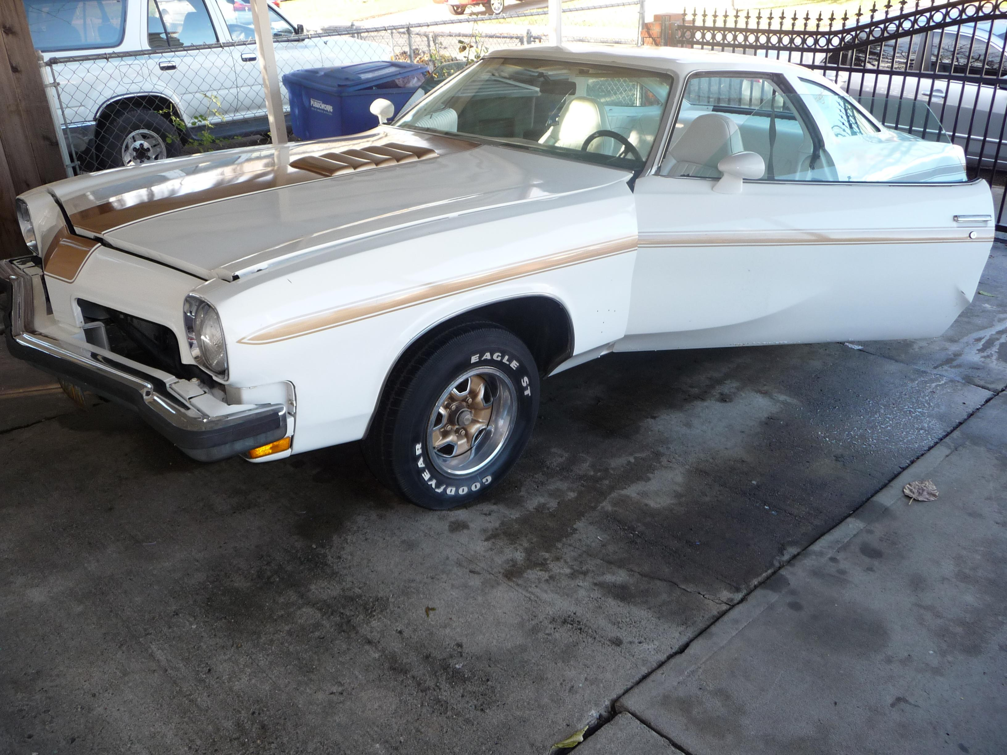 Another BOSSBREED 1973 Oldsmobile Hurst/Olds post... - 14932013