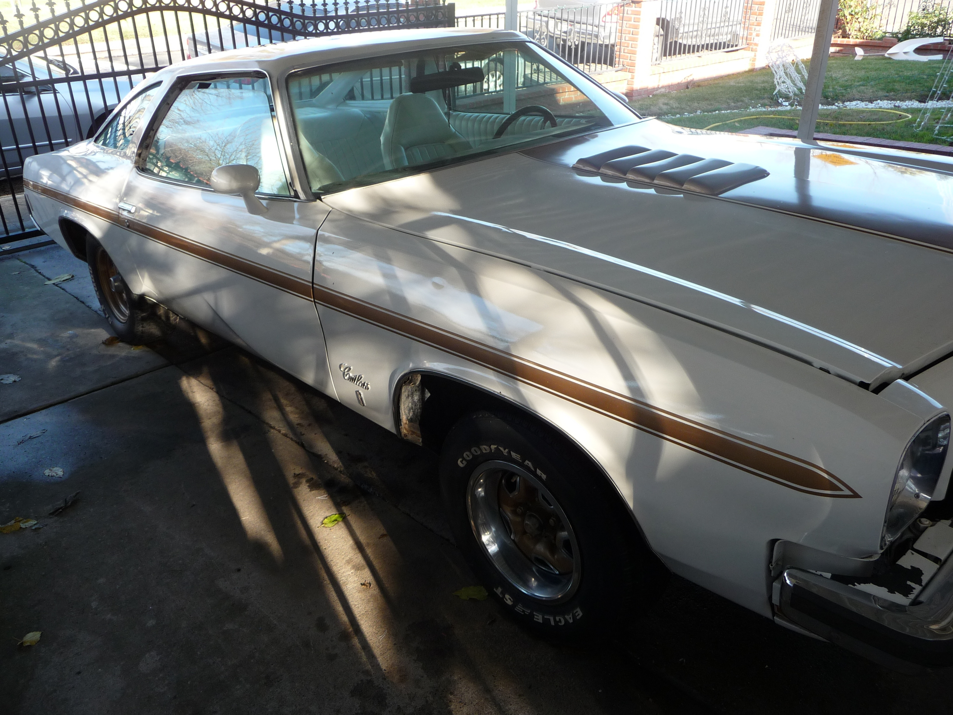 Another BOSSBREED 1973 Oldsmobile Hurst/Olds post... - 14932016