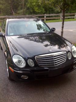 willb8080s 2007 Mercedes-Benz E-Class