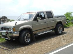 febsmywife 1990 Nissan D21 Pick-Up