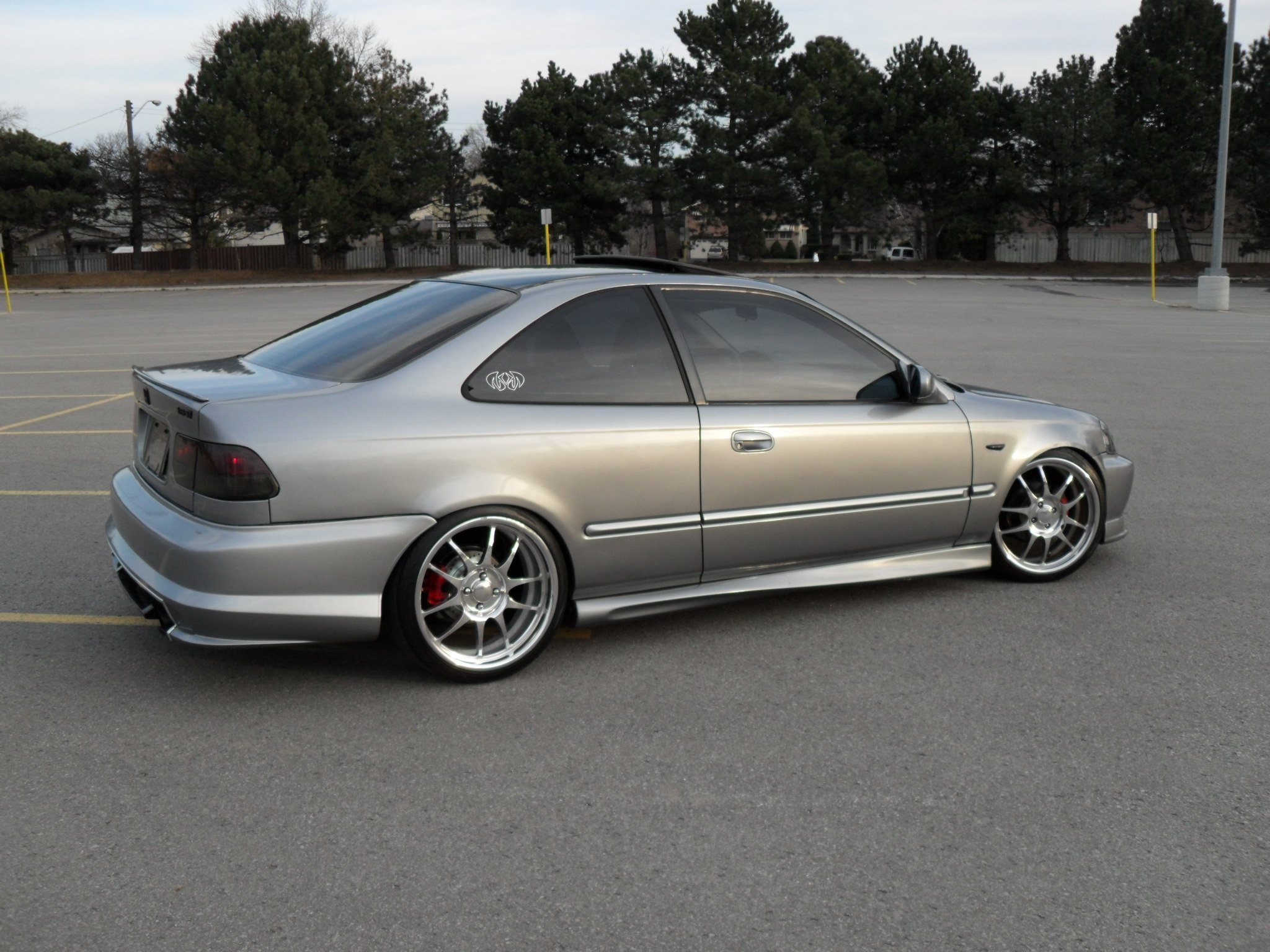 Nvs Whips 2000 Honda Civicsi Coupe 2d Specs Photos