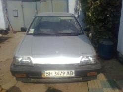 thewarriorofroads 1986 Honda Civic