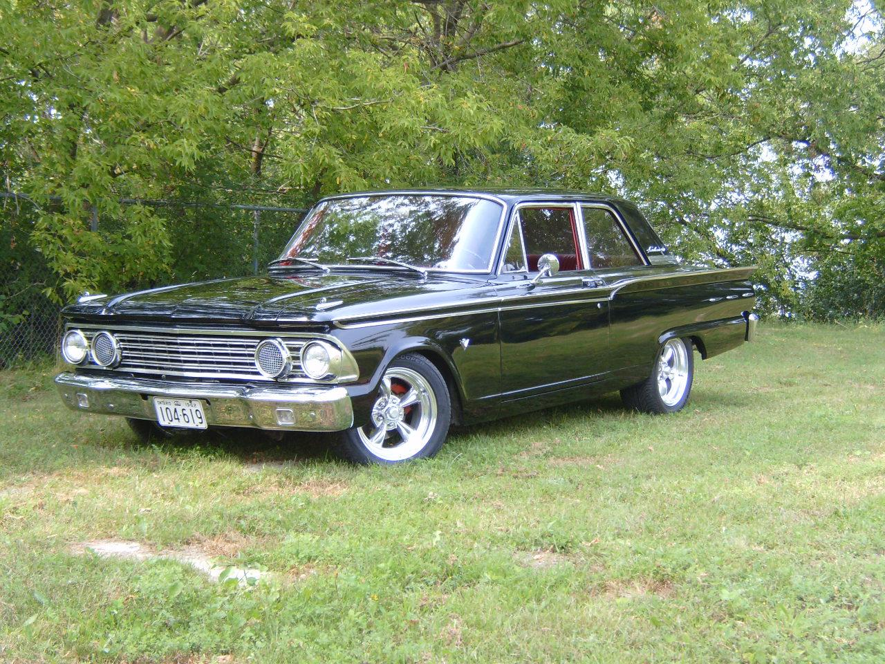Roypower 1962 ford fairlane