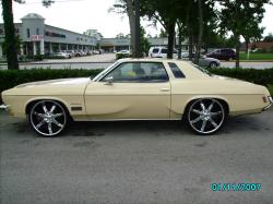 Guidryboy 1973 Oldsmobile Cutlass Supreme