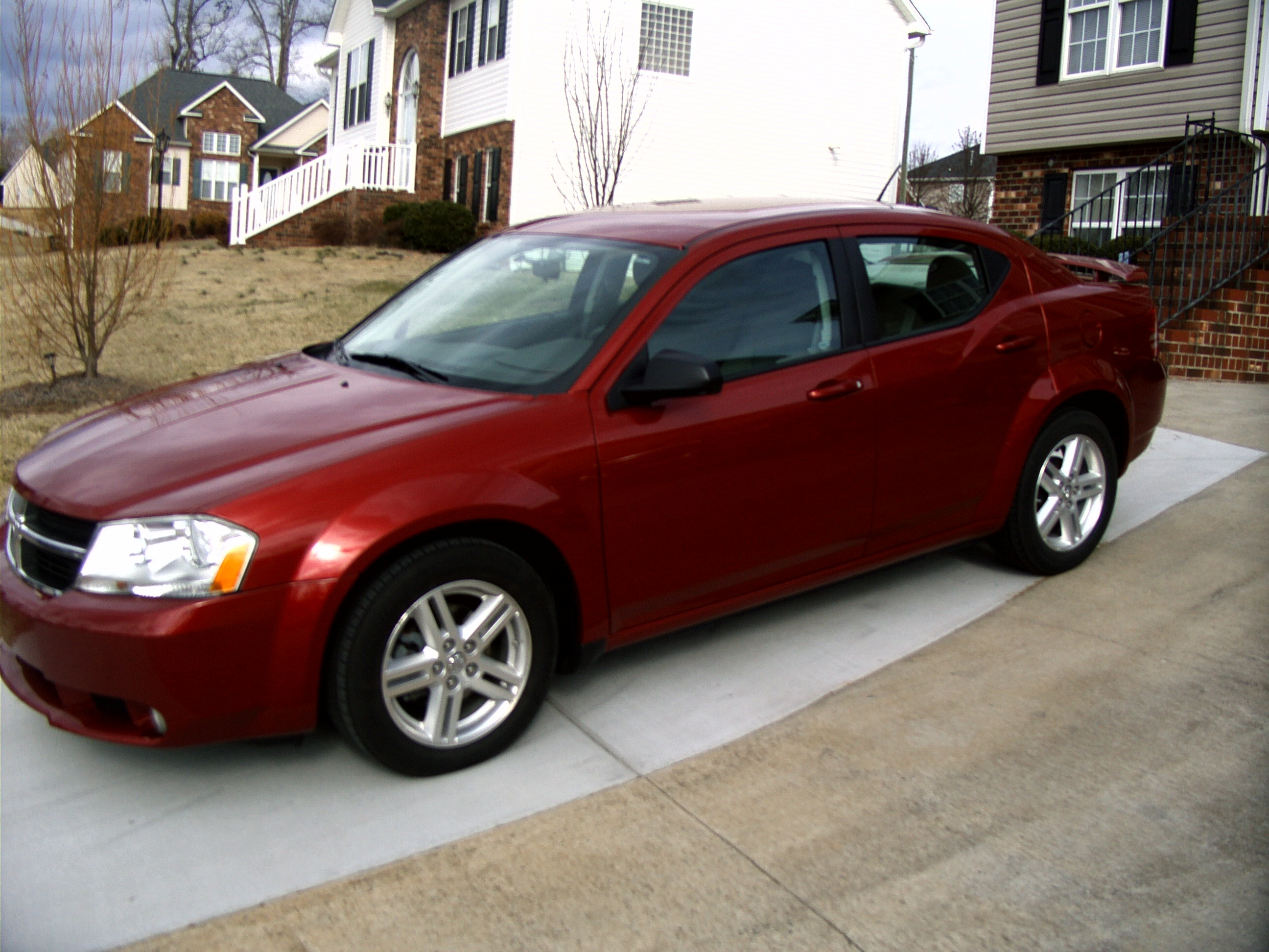 Another Trays-Blaz 2008 Dodge Avenger post... - 14933409
