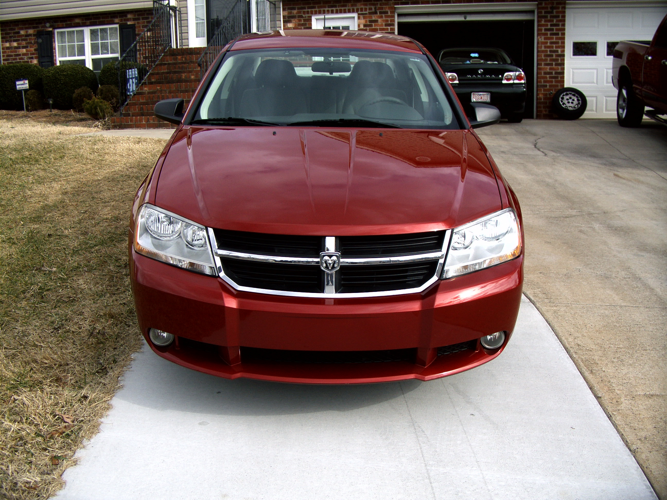 Another Trays-Blaz 2008 Dodge Avenger post... - 14933410