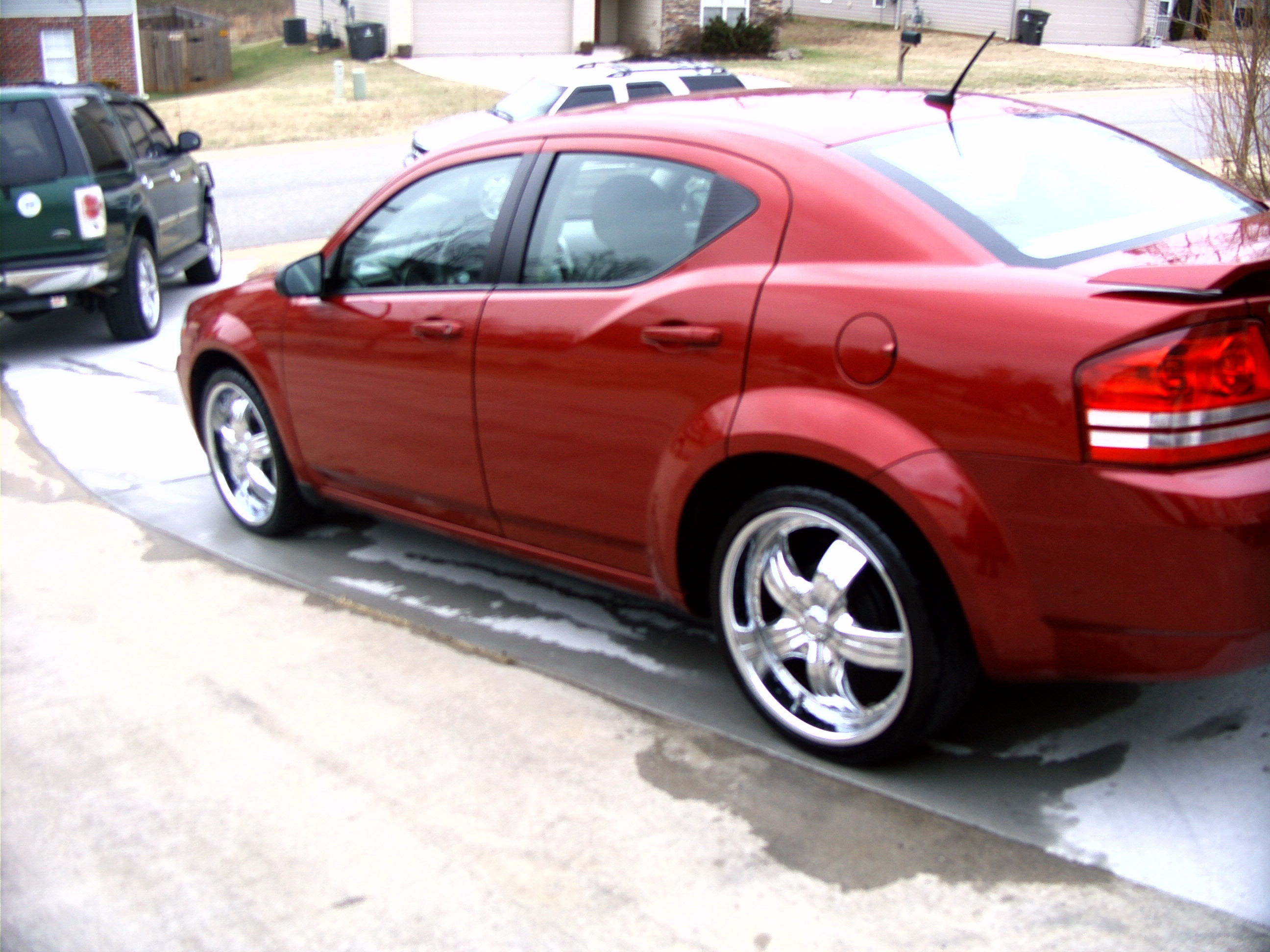 Another Trays-Blaz 2008 Dodge Avenger post... - 14933416