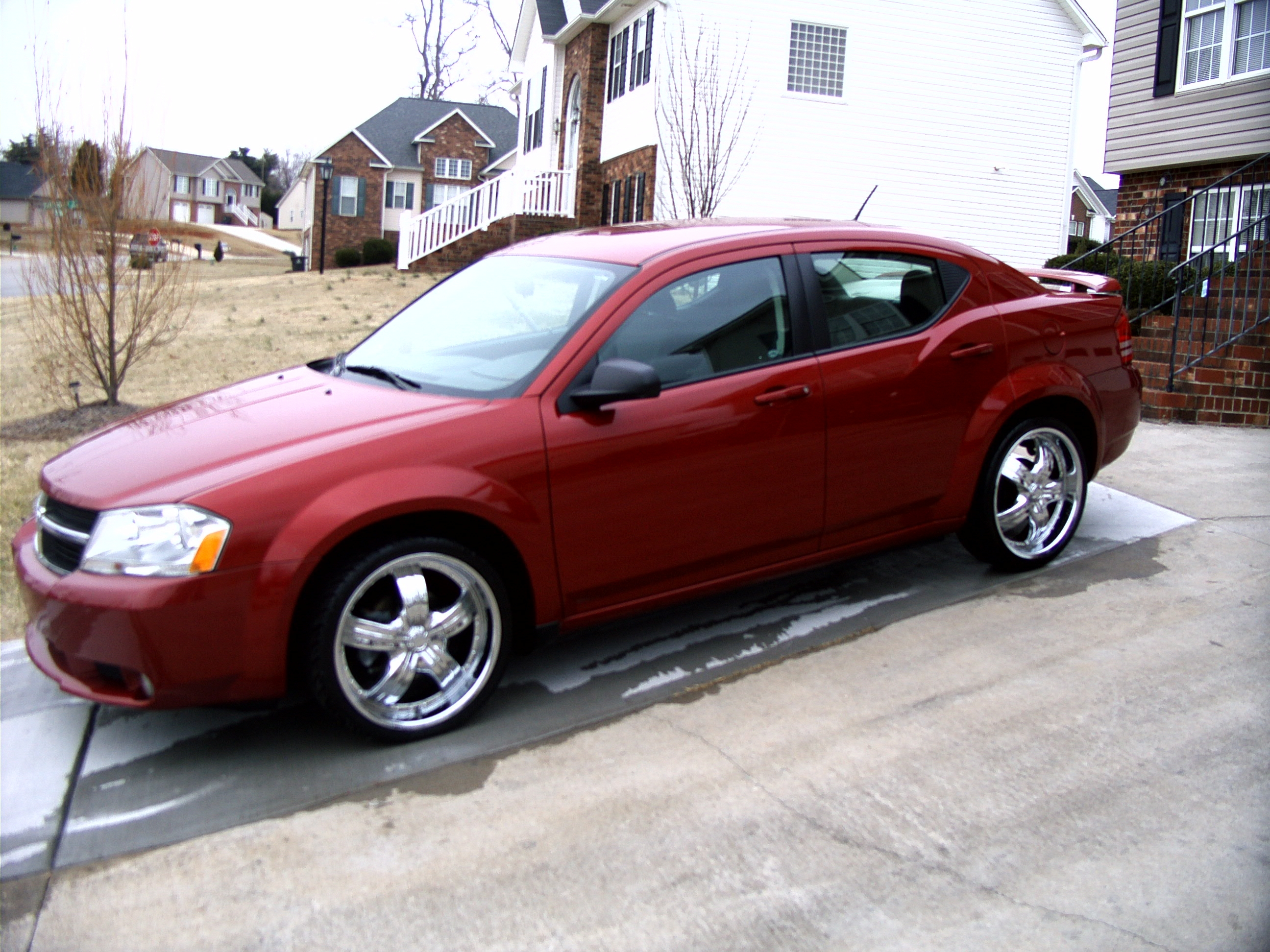 Another Trays-Blaz 2008 Dodge Avenger post... - 14933417
