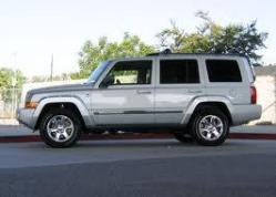 kingdomboosts 2006 Jeep Commander