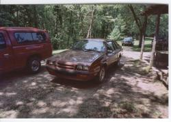 churshit 1987 Plymouth Turismo