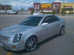 kennyreds 2003 Cadillac CTS