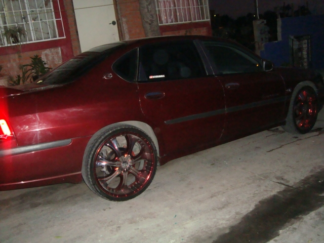 Another rrmache 2000 Chevrolet Impala post... - 14934555