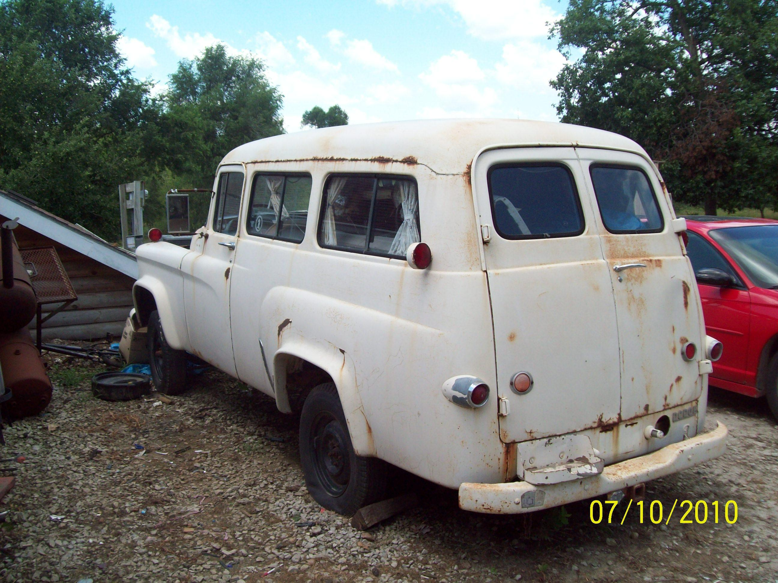 Another rednartso 1962 Dodge 100 Pickup post... - 14932856