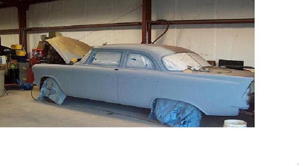 Another rednartso 1956 Dodge Coronet post... - 14932864
