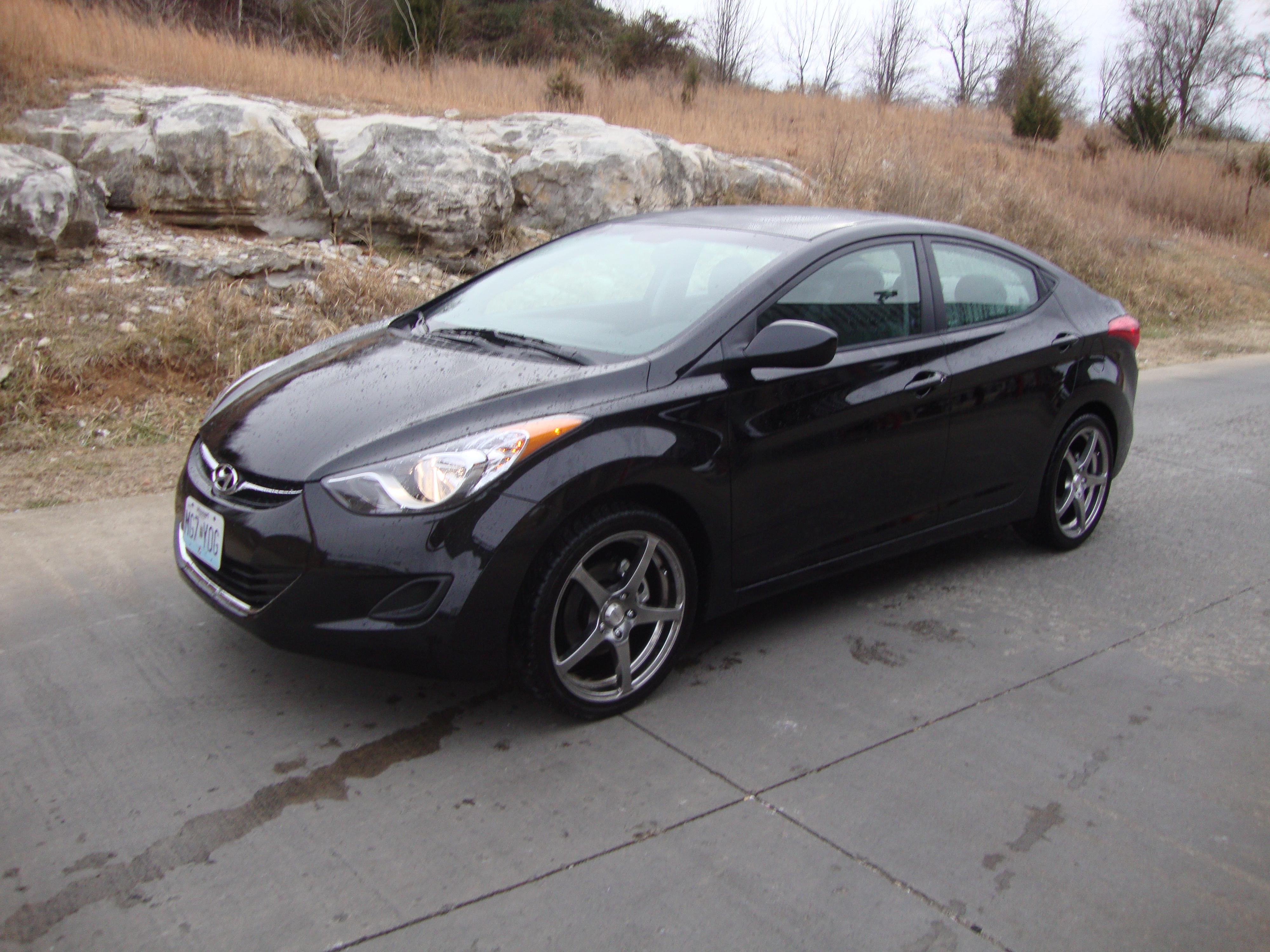 Torrent's 2011 Hyundai Elantra
