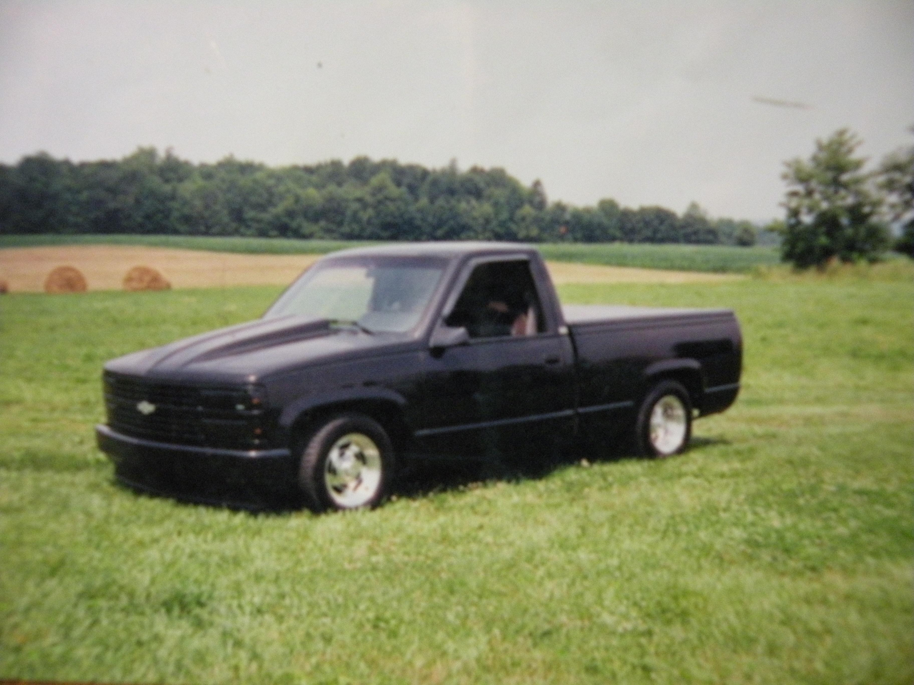 budd26's 1989 Chevrolet 1500 Regular Cab