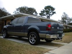 beanyhatwherers 2006 Ford F150 SuperCrew Cab