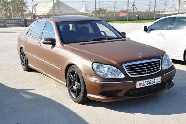Another FALTHAWADI 2003 Mercedes-Benz S-Class post... - 14936600